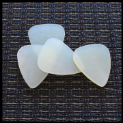 Rubber Tones - Clear Silicon - 4 Picks | Timber Tones